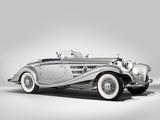 Mercedes-Benz 540K Special Roadster 1937–38 pictures