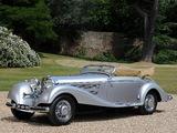 Mercedes-Benz 540K Cabriolet A 1937–38 wallpapers