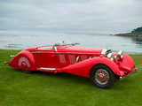 Mercedes-Benz 540K Special Roadster by Mayfair 1937 wallpapers