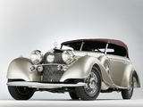 Mercedes-Benz 540K Special Tourer 1938 photos