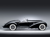 Mercedes-Benz 540K Special Roadster 1939 photos