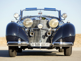 Mercedes-Benz 540K Special Roadster 1939 wallpapers