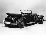 Mercedes-Benz 540K Cabriolet B photos