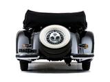 Photos of Mercedes-Benz 500K Cabriolet A 1935–36