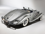 Photos of Mercedes-Benz 540K Special Roadster 1937–38