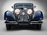 Photos of Mercedes-Benz 540K Cabriolet A (RHD) 1937–38
