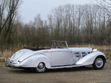 Photos of Mercedes-Benz 540K Cabriolet by Vanden Plas (W29) 1938