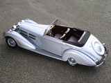 Photos of Mercedes-Benz 540K Cabriolet by Vanden Plas (W29) 1938