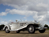 Pictures of Mercedes-Benz 540K Special Roadster 1937–38