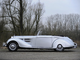 Pictures of Mercedes-Benz 540K Cabriolet by Vanden Plas (W29) 1938