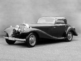 Mercedes-Benz 500K Roadster Limousine 1935 wallpapers