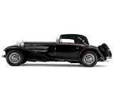 Mercedes-Benz 540K Sport Cabriolet A 1936 wallpapers
