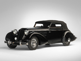Wallpapers of Mercedes-Benz 540K Special Cabriolet 1936