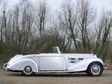 Mercedes-Benz 540K Cabriolet by Vanden Plas (W29) 1938 wallpapers