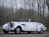 Mercedes-Benz 540K Cabriolet by Vanden Plas (W29) 1938 wallpapers