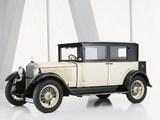 Mercedes-Benz 8/38 HP (W02) 1926–36 photos