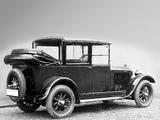Mercedes-Benz 8/38 HP Landaulet Taxi (W02) 1926–28 pictures