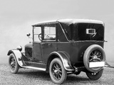 Mercedes-Benz 8/38 HP Landaulet Taxi (W02) 1926–28 wallpapers