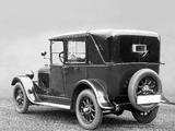 Mercedes-Benz 8/38 HP Landaulet Taxi (W02) 1926–28 wallpapers
