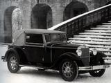 Mercedes-Benz 8/38 HP Stuttgart 200 Sports Roadster (W02) 1928–36 photos