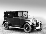 Photos of Mercedes-Benz 8/38 HP Landaulet Taxi (W02) 1926–28