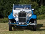 Pictures of Mercedes-Benz 8/38 HP Stuttgart 200 Sports Roadster (W02) 1928–36
