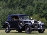 Mercedes-Benz 15/75 HP Mannheim 370 K Cabriolet (WK10) 1932–33 images