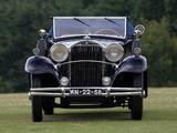 Mercedes-Benz 15/75 HP Mannheim 370 K Cabriolet (WK10) 1932–33 pictures