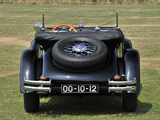 Photos of Mercedes-Benz 15/75 HP Mannheim 370 S Sports Convertible (WS10) 1932–33