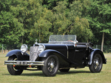 Pictures of Mercedes-Benz 15/75 HP Mannheim 370 S Sports Convertible (WS10) 1932–33