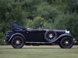 Mercedes-Benz 15/75 HP Mannheim 370 K Cabriolet (WK10) 1932–33 wallpapers