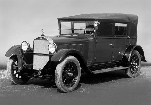 mercedes benz typ stuttgart 1926 photos. Black Bedroom Furniture Sets. Home Design Ideas