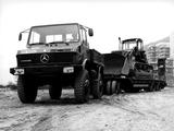 Images of Mercedes-Benz Unimog U1700 (435) 1980–2000