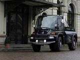 Images of Brabus Mercedes-Benz Unimog U500 Black Edition 2006–13