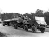 Unimog 70 200 1949–51 pictures