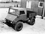 Mercedes-Benz Unimog U25 (402) 1953–55 photos