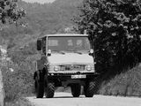 Mercedes-Benz Unimog U600 (407) 1955–80 images