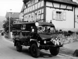 TLF Mercedes-Benz Unimog S U82 8-TS Feuerwehr (404) 1955–80 photos