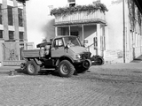 Mercedes-Benz Unimog U34 (411) 1956–74 images