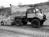 Mercedes-Benz Unimog U65 (406) 1963–66 images