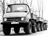 Mercedes-Benz Unimog U65 (406) 1963–66 photos