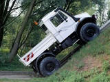 Mercedes-Benz Unimog U110 (416) 1980–2000 images