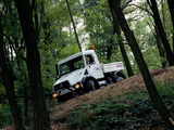 Mercedes-Benz Unimog U110 (416) 1980–2000 photos