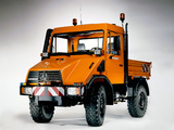 Mercedes-Benz Unimog U90 (408) 1980–2000 pictures