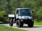 Mercedes-Benz Unimog U500 2000–13 images