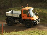 Mercedes-Benz Unimog U500 UK-spec 2000–13 images