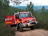 Mercedes-Benz Unimog U4000 Feuerwehr 2000–13 photos