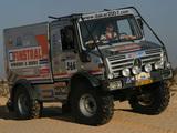 Mercedes-Benz Unimog U5000 Rally Truck 2000–13 photos