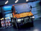 Mercedes-Benz Unimog U300 2000–13 pictures