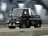 Brabus Mercedes-Benz Unimog U500 Black Edition 2006–13 photos